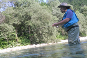 go fisching pesca a mosca fly fishing FVG FVGlive
